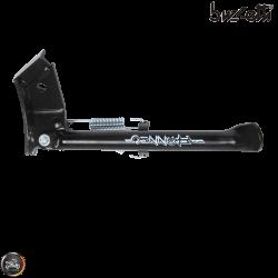 Buzzetti Kickstand Black (Honda Ruckus)