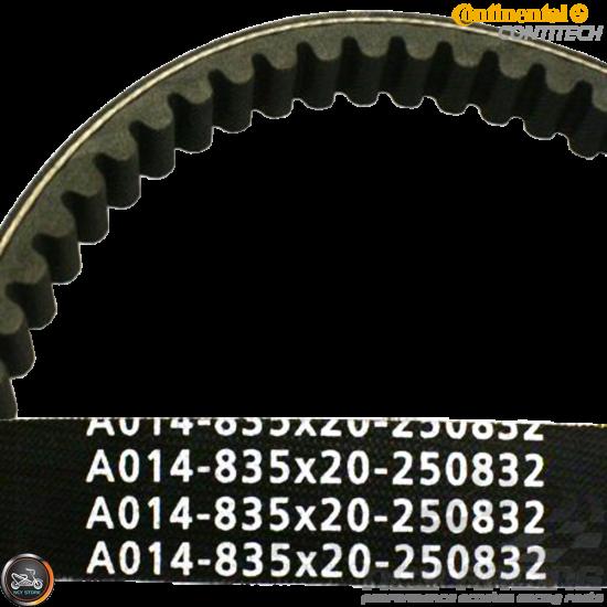 Continental CVT Belt 835-20-30 Contitech XT (GY6 longcase)