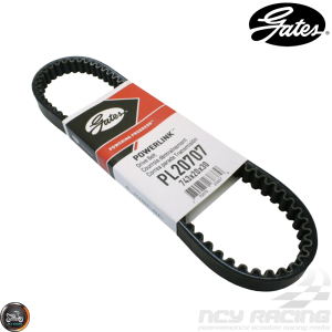 Gates CVT Belt 743-20-30 PL20707 (GY6 shortcase)