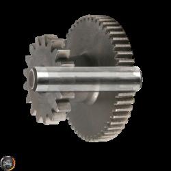 G- Starter Gear Idle Shaft (GY6)