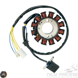 G- Stator 12 Coil DC 5-Wire 2-Pin (GY6)