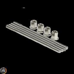 G- Cylinder Stud 130mm w/Nut 2V Set (Honda Dio)