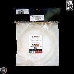 Helix Fuel Line 3/16 ID x 5/16 OD 3 Ft (transparent)