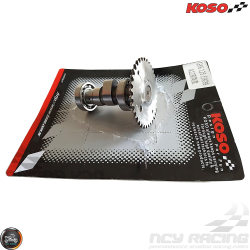 Koso Camshaft A12 2V (GY6)