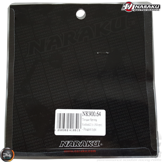 Naraku Compression Spring 1500 RPM (DIO, GET, QMB)