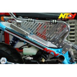 NCY Seat Adjustable Bracket Kit Alumin (Honda Ruckus)