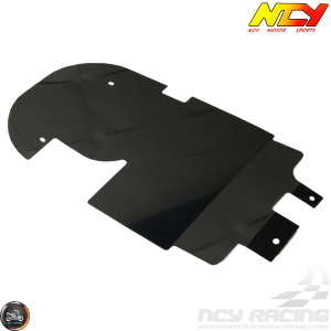 NCY Luggage Board Black (Honda Ruckus)