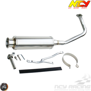 NCY Exhaust Stainless Steel Performance (139QMB)