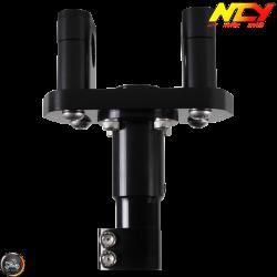 NCY Handlebar Stand 7/8in Black (Yamaha Zuma 50)