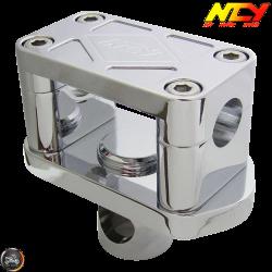 NCY Handlebar Stand 7/8in Chrome (Honda Ruckus)