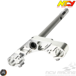 NCY Steering Stem Triple Tree Chrome (Honda Ruckus)