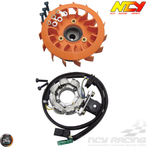 NCY Stator 8-Pole Racing Performance Kit (139QMB)