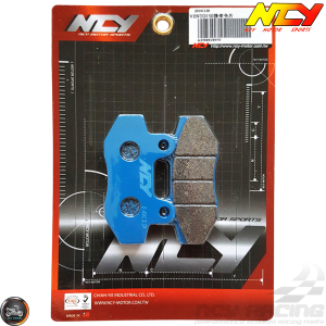 NCY Brake Pad Set (GY6)