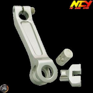 NCY Brake Shoe Arm Rear Silver (Yamaha Zuma 125)