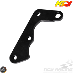 NCY Brake Caliper Adapter 220mm Black (Genuine Buddy 4T)