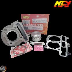 NCY Cylinder 52mm 88cc Big Bore Kit w/Cast Piston (139QMB)