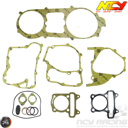 NCY Engine Gasket 60mm Set (GY6)