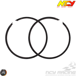NCY Piston Rings 47mm Set (Buddy, Minarelli 70)