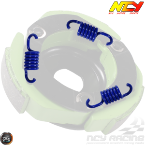 NCY Clutch Spring 1000 RPM Set (GY6, PCX)
