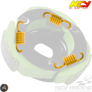NCY Clutch Spring 1500 RPM Set (GY6, PCX)