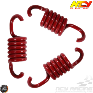 NCY Clutch Spring 2000 RPM Set (GY6, PCX)