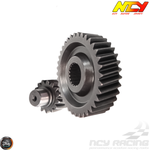 NCY Gear Set 15*37 (GY6)