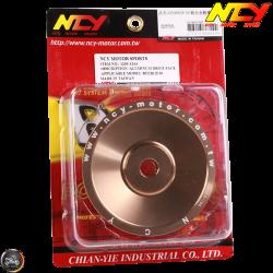 NCY Drive Face 93mm CNC-Machined Alumin (Metro, Ruckus GET)
