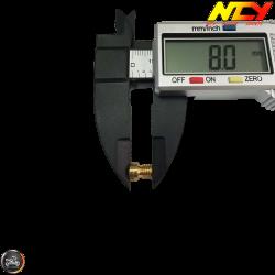 NCY CVK Main Jet 113 (139QMB, GY6)