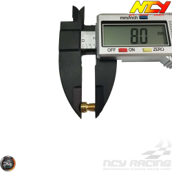 NCY CVK Main Jet 118 (139QMB, GY6)