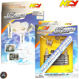 NCY Oil Cooler 19mm Kit (BWS, Zuma 125)