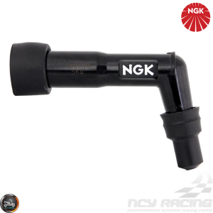 NGK Spark Plug Cap 102° Elbow (XB05FP)