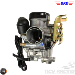OKO Carburetor CVK 26mm (139QMB, GY6)