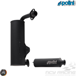 Polini Exhaust Performance Black (Star 200)