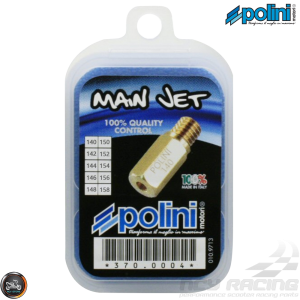 Polini PWK Main Jet 140-158 10-Pcs Kit