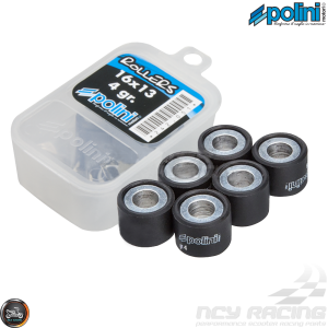 Polini Variator Roller Weight Set 16x13 (DIO, GET, QMB)