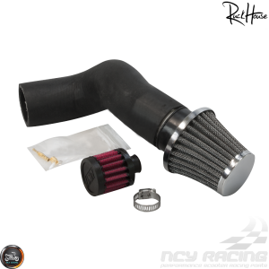 RH Air Intake Tube w/Mesh Filter Kit (Metro, Ruckus)