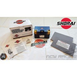 Shorai Lithium Battery 12V 7Ah (LFX07L2-BS12)