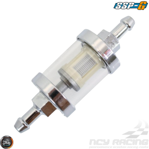 SSP-G Fuel Filter 1/4in In-line (Universal)