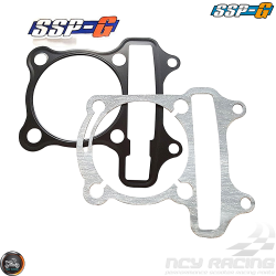 SSP-G Cylinder Gaskets 63mm Set Fit 57mm (GY6)