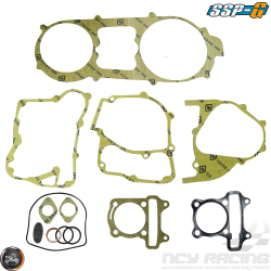 SSP-G Engine Gasket 63mm Set (GY6)