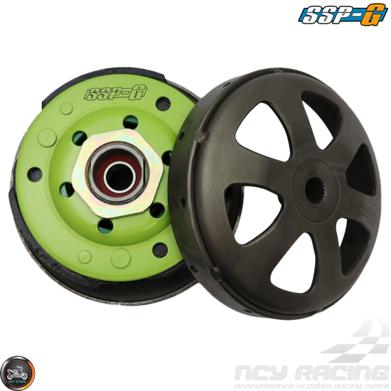 SSP-G Clutch Kit (139QMB, Buddy, RoughHouse)