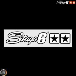 Stage6 Sticker White