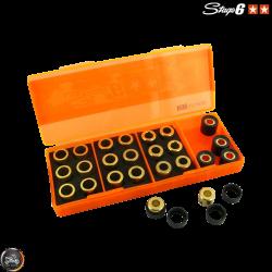 Stage6 Variator Roller Weight Tuning Kit 15x12 (Aprilia, JOG, Zuma 50)