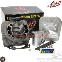Taida Cylinder 50mm 81cc Big Bore Kit w/Alumin Piston (Honda Dio)