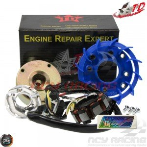 Taida Stator 8-Pole Racing Performance Kit (Honda Dio)