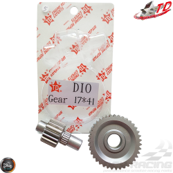 Taida Gear Set 17*41 (Honda Dio)