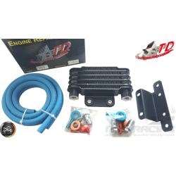 Taida Oil Cooler Kit (GY6, Universal)