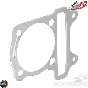 Taida Cylinder Spacer 2mm 65.5mm Gasket Fit 54mm (GY6)