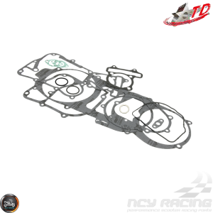 Taida Engine Gasket 67mm Set Fit 57mm (GY6)
