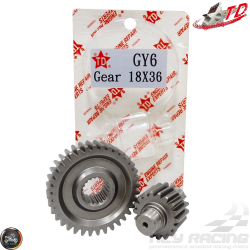 Taida Gear Set 18*36 (GY6)
